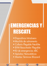 catalogo emergencias