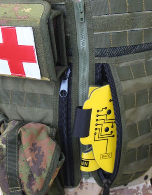 Necklite collarin de emergencia moldeable