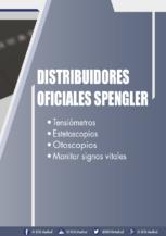 Productos de la marca spengler, IS SOS Medical es distribuidor oficial en España.