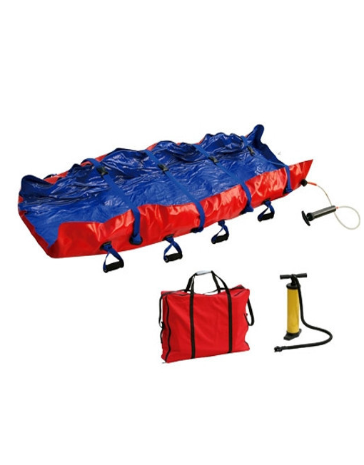 camilla inmovilizacion vac spine mattress3